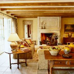 country style living room in italian decoration #24 living room