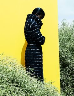 Miss Moss : Jeneil Williams for Vogue Germany. Photos by Julia Noni