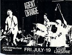 Agent Orange 8/19
