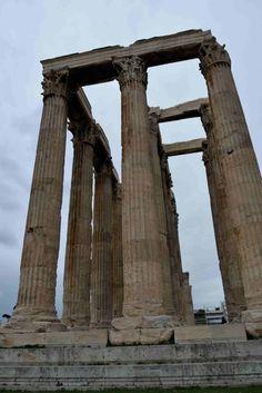 Храм Зевса Олимпийского.