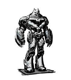 Batman. Greg Capullo.
