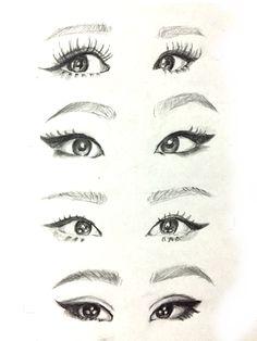 2ne1 eyes