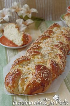 Zia, Easter Recipes, Dolce, Delicious Recipes, French Toast, Pasta, Bread, Breakfast, Food