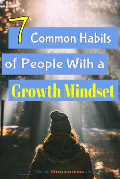 Why develop a growth mindset? Because it's what makes a difference in those who experience success versus those who give up way too soon. Good Habits, 7 Habits, Life Advice, Relationship Advice, Self Development, Personal Development, Professional Development, Thing 1, Growth Mindset