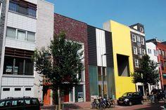 Ijburg Houses Near Amsterdam