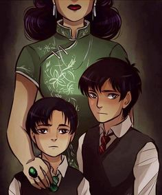 """""""I know what you're going to say, that Regulus changed his mind... but he doesn't seem to have ..."""