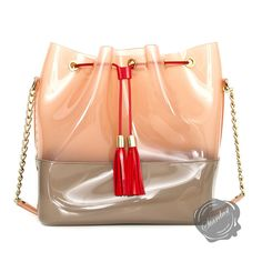 Kartell Grace K Handbag in Dove Peach | Stardust