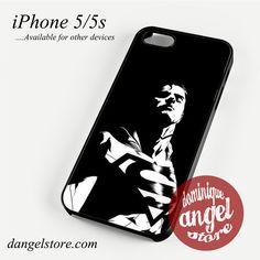 Superman Black Phone case for iPhone 4/4s/5/5c/5s/6/6 plus