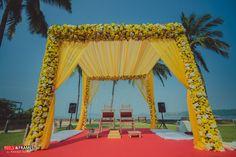 Saaksha & Karan Wedding Photo - via WedMeGood