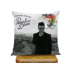 Panic at The Disco Pillowcases Pillow cover Twin Sides PATD Pillow case Urie #Handmade