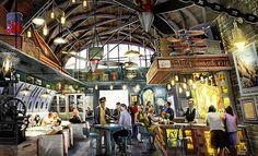 Sneak peek inside Disney World's new Indiana Jones restaurant | Fox News