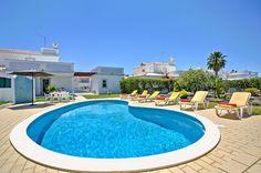 Villa Gale Palm, Sao Rafael, Castelo, Gale, Algarve, Portugal. Find more at www.villaplus.com