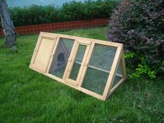 Wooden Outdoor Triangle Rabbit Hutch and Run Guinea Pig Ferret Coop Cage Running Marko http://www.amazon.co.uk/dp/B00DL3WNMG/ref=cm_sw_r_pi_dp_9Zg-vb1BCCK2C
