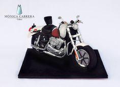 Pastel Harley Monica Cabrera Cakes www.monicacabreracakes.com Puebla, México
