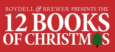 Boydell & Brewer would like to present The 12 Boydell Books of Christmas. From now until the 19th December we will be offering 4 books a week at a 35% discount. These books have been hand chosen by Boydell & Brewer staff members from our 2014 list. Please use the promotional code 12DAYS14 when checking out on our website.