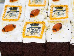 We offer custom cakes, cupcakes, and cake squares in delicious flavors like Pink Lemonade, Red Velvet, Devil's Food and more! Sports Themed Cakes, Wake Forest Demon Deacons, Devils Food, Corn Hole, Bakery Cakes, Specialty Cakes, Pink Lemonade, Custom Cakes, Water Sports