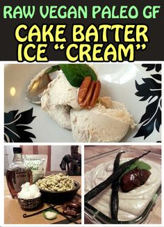 Just like Cold Stone. So easy to make, no stirring or anything!