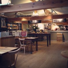 Fields Cafe at Lincoln's Inn Field, London. Photo RB