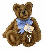 Animated Gif by Nancy Hayes Animated Gif, Alphabet, Creations, Animation, Toys, Psp, Teddy Bears, Animals, Teddy Bear
