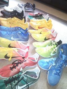 Spikes(:  Cant wait to get on the track<3