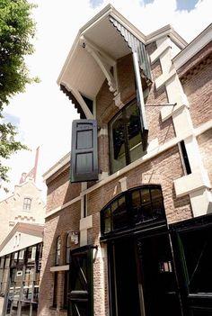 Paardentramremise Amsterdam | Kennis- en projectenbank herbestemming