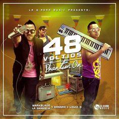 Via Instagram LAEMINENCIAreal La descarga es grátis www.laqadramusic.com/48voltios #48Voltios LINK EN MI BIO @laqadramusic #cd #MusicaUrbana gracias por escucharme. #fb #tw