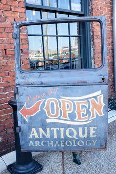 Antique Archeology // Nashville // Legal Miss Sunshine