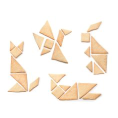 emporte-pièce à gâteau Tangram de Konstantin Slawinski - LAPADD - objets de lutte contre les contraintes du quotidien - www.lapadd.com
