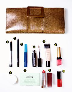 10-Minute Holiday Party Makeup (That Fits In Your Clutch!) via @beautyeditorca  #xoVain