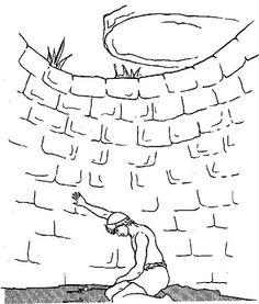 """""""José do Egito""""  é jogado em um poço pelos irmãos e acaba vendido como escravo"""