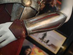 Lady Sif bracer armor detail