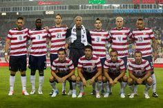 Starting XI - US Men's Soccer