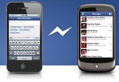 Facebook Messenger para iPhone e Android tem novos recursos