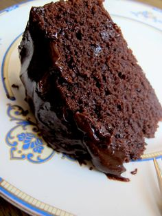 Sweet Recipes, Cake Recipes, Dessert Recipes, Desserts, Chocolate Cake With Coffee, Norwegian Food, Cakes And More, Let Them Eat Cake, Sweet Treats