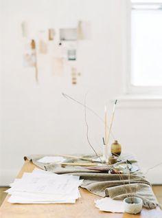 Japanese inspired setting for graphic designer and stationer, Mishku Studio's branding shoot. Photography by Sheri McMahon Photography. Photographer Branding, Workspace Inspiration, Wabi Sabi, Creative Director, Creative Business, Branding Design, Studio, Japanese, Inspired