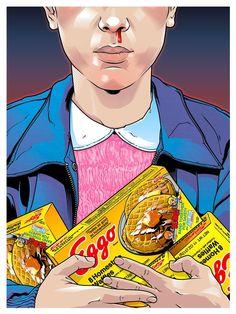 Gastronogeekement Vôtre Miam ! L'artiste Américain Joshua Budich est de retour à la Gallery 1988 avec la suite directe de son exposition Fictional Food, basée comme son nom l'indique su…