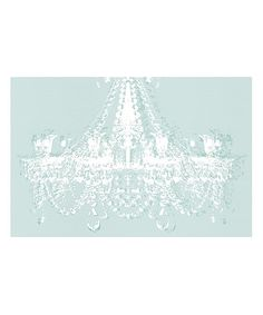 Look what I found on #zulily! Oliver Gal Seaglass Dramatic Entrance Print by Oliver Gal #zulilyfinds