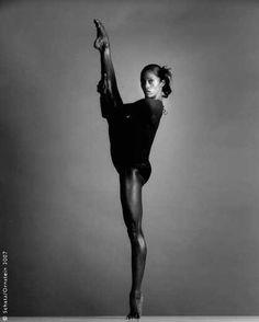 Africlectic  Black Ballerina by Howard Schatz