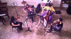 I See The Light - String Quartet