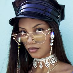 Gem Sunglasses Chain