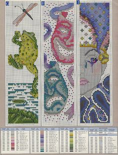 Thrilling Designing Your Own Cross Stitch Embroidery Patterns Ideas. Exhilarating Designing Your Own Cross Stitch Embroidery Patterns Ideas. Cross Stitch Books, Just Cross Stitch, Cross Stitch Bookmarks, Crochet Bookmarks, Beaded Cross Stitch, Cross Stitch Animals, Cross Stitch Charts, Cross Stitch Designs, Cross Stitch Embroidery