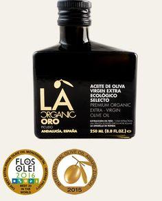 LA Organic Gold Extra Virgin Olive Oil / LA Organic Oro Aceite de Oliva Virgen…