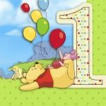 We sell Winnie the Pooh kid's birthday party supplies including Hard To Find and vintage decorations, tableware, party favors and so much more! You will be amazed at our dynamic selection of Rare and Discontinued Party Supplies for children and adults! 1st Birthday Party Supplies, Birthday Lunch, Baby First Birthday, 1st Birthday Parties, Birthday Ideas, Happy Birthday, Winnie The Pooh Themes, Winnie The Pooh Birthday, Vintage Birthday Cards
