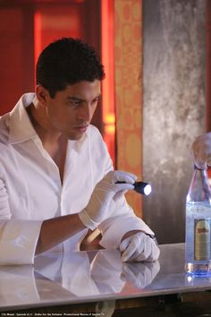 Everything about CSI: Miami: Eric Delko - tough policeman and caring ladies man...