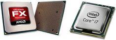 As diferenças entre os processadores AMD e Intel - http://www.blogpc.net.br/2014/03/As-diferencas-entre-os-processadores-AMD-e-Intel.html #processadores #AMD #Intel