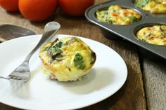 A fast and healthy breakfast option, these breakfast egg muffins offer variety, easy, and nutrition to your morning routine. Perfect for meal prep! Breakfast Egg Muffins Cups, Bacon Egg Muffins, Gourmet Breakfast, Healthy Breakfast Options, How To Make Breakfast, Breakfast Dishes, Best Breakfast, Breakfast Recipes, Breakfast Ideas
