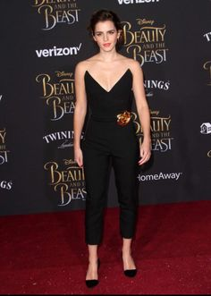 Emma Watson – 'Beauty and the Beast' Premiere in Los Angeles