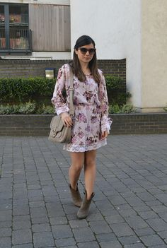 Floral Dress Look 5