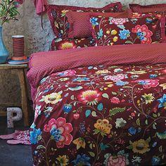 Housse de couette percale Floral Fantasy  PIP STUDIO