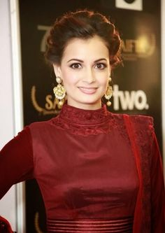 Fashion: Dia Mirza Outfits 2013